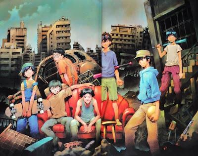 Neon Genesis Evangelion Vol. 7 - Yoshiyuki Sadamoto