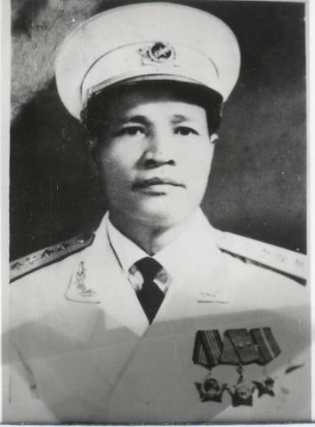 Anh hùng Nguyễn Chí Thanh