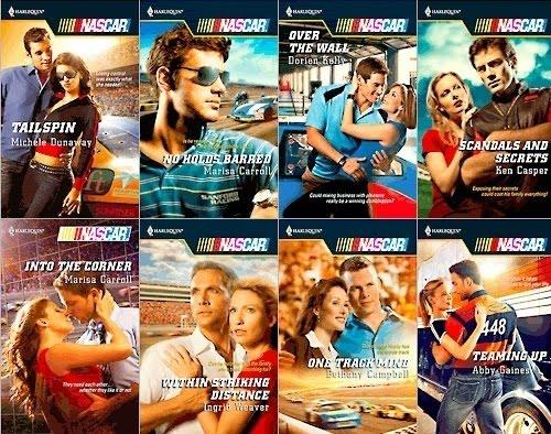 Chick Lit, Romance, Racing, NASCAR