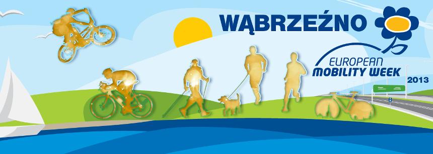 Wąbrzeźno Mobility Week<br> | Puchar Bałtyku w Nordic Walking<br> | Bieg uliczny - Wąbrzeska Piątka