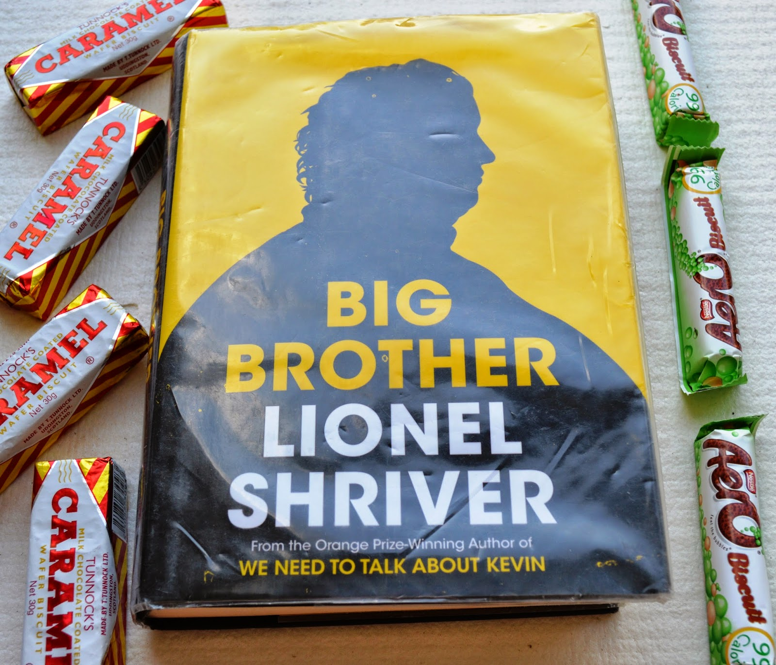 Lionel Shriver, Big Brother, Book Review, Contemporary Literature, Novel,  Obesity,