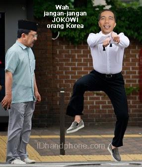 Jokowi dan Foke Ketemuan Di Jalan