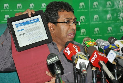Gossip-Lanka-Sinhala-News-To-refuse-permission-for-thief's-gang-to-flee-Harsha-De-Silva-www.gossipsinhalanews.com