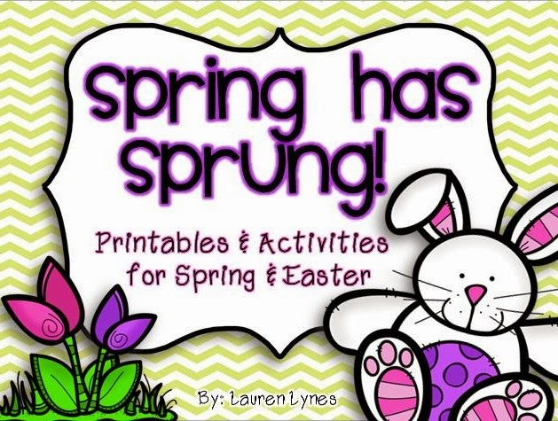 http://www.teacherspayteachers.com/Product/Spring-has-Sprung-Printables-Activities-for-Spring-Easter-1143892