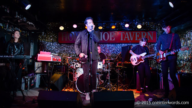 Rolemodel formerly RLMDL at The Legendary Horseshoe Tavern Toronto October 25, 2015 Photo by John at One In Ten Words oneintenwords.com toronto indie alternative music blog concert photography pictures
