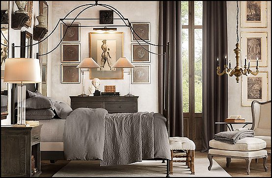 Apartment Decorating Ideas Brown Motif