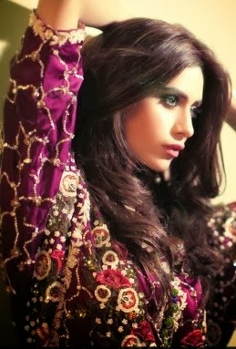 Latest Pakistani Bridal Suits 2014