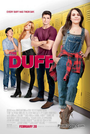 The Duff 2015 poster