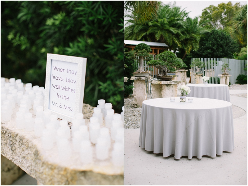 Heathcote Botanical Gardens wedding