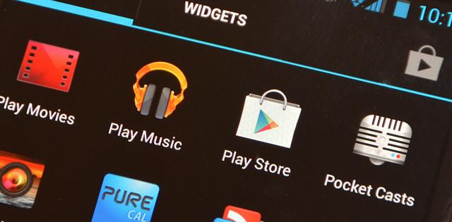 Aplikasi Android Play Store