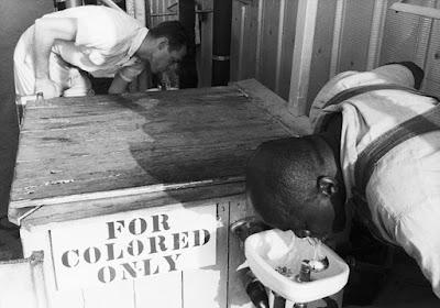 Racismo, Jim Thompson, Años 60 en USA, estados sudistas