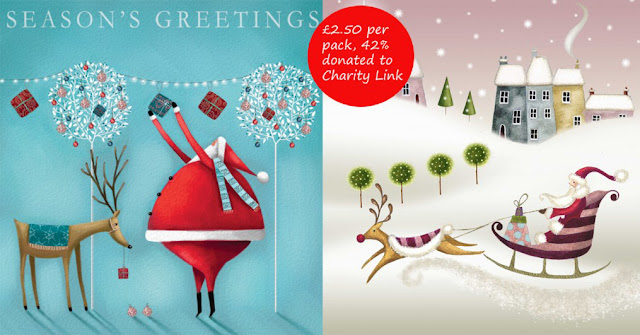 Christmas cards for charity