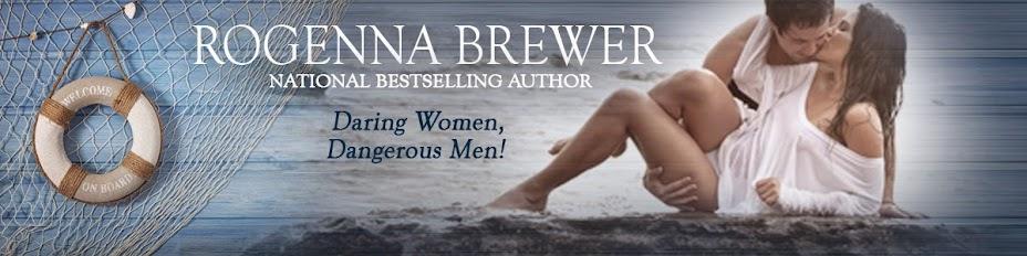 Rogenna Brewer   Romance Author