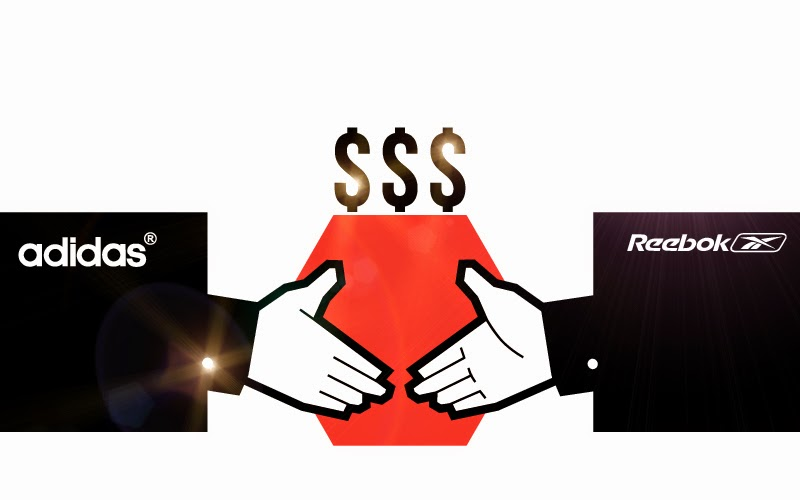 adidas compra reebok