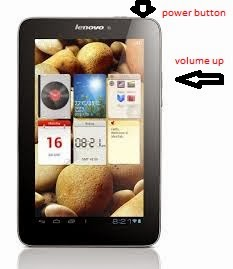 How To Hard Reset Lenovo IdeaTab A2107