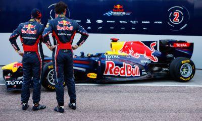 Red Bull en la mira