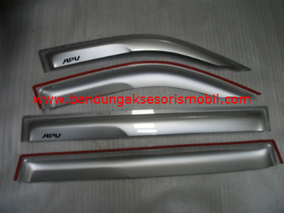 Talang Air APV / APV Arena Silver Mugen Depan Belakang