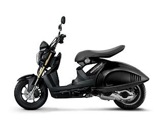 Honda Zoomer-X model Vespa