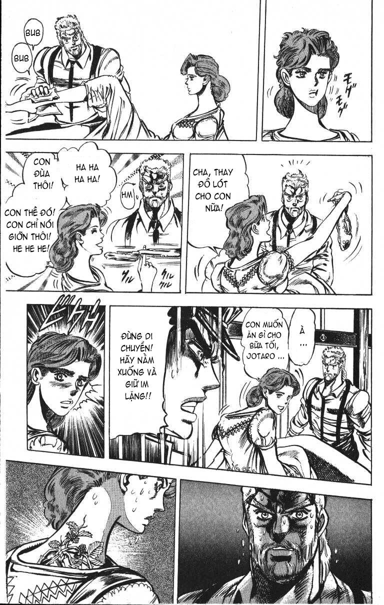 JoJo Bizarre Adventure trang 5