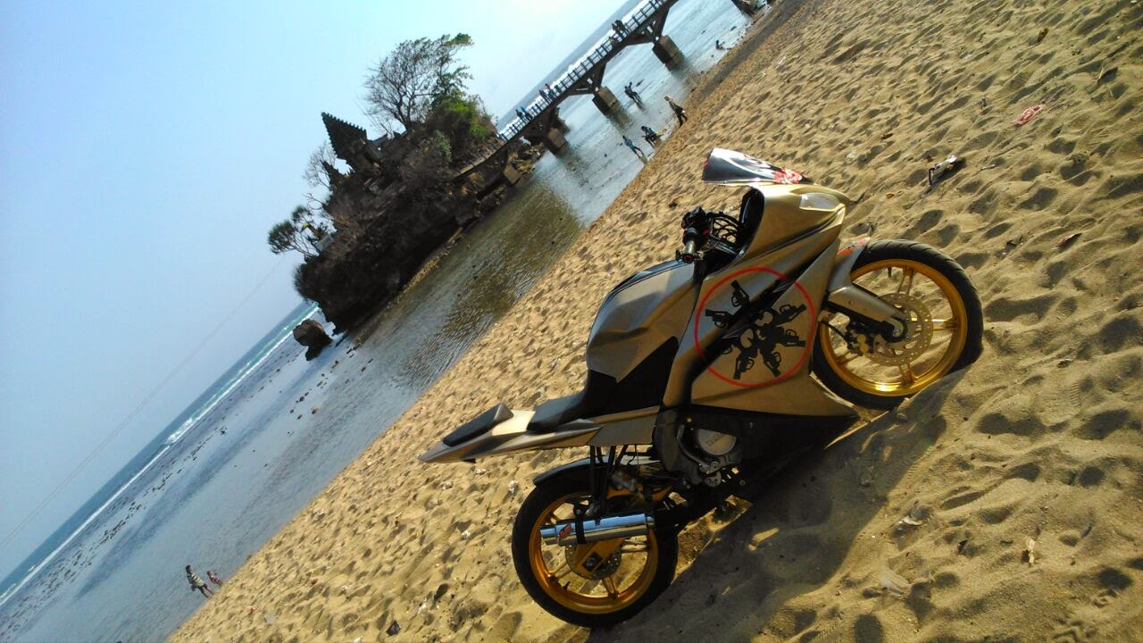Yamaha V-Ixion Modification