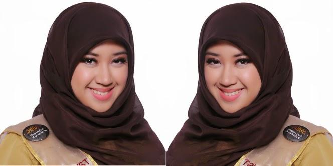 Bukan Saja Cantik Menantu Sultan Brunei Qariah Terbaik Dunia
