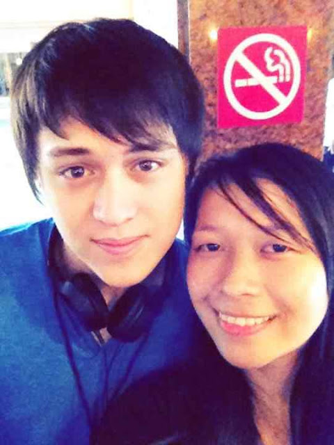 Enrique Gil and Superbabe