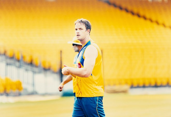 Albie Morkel Latest Pictures