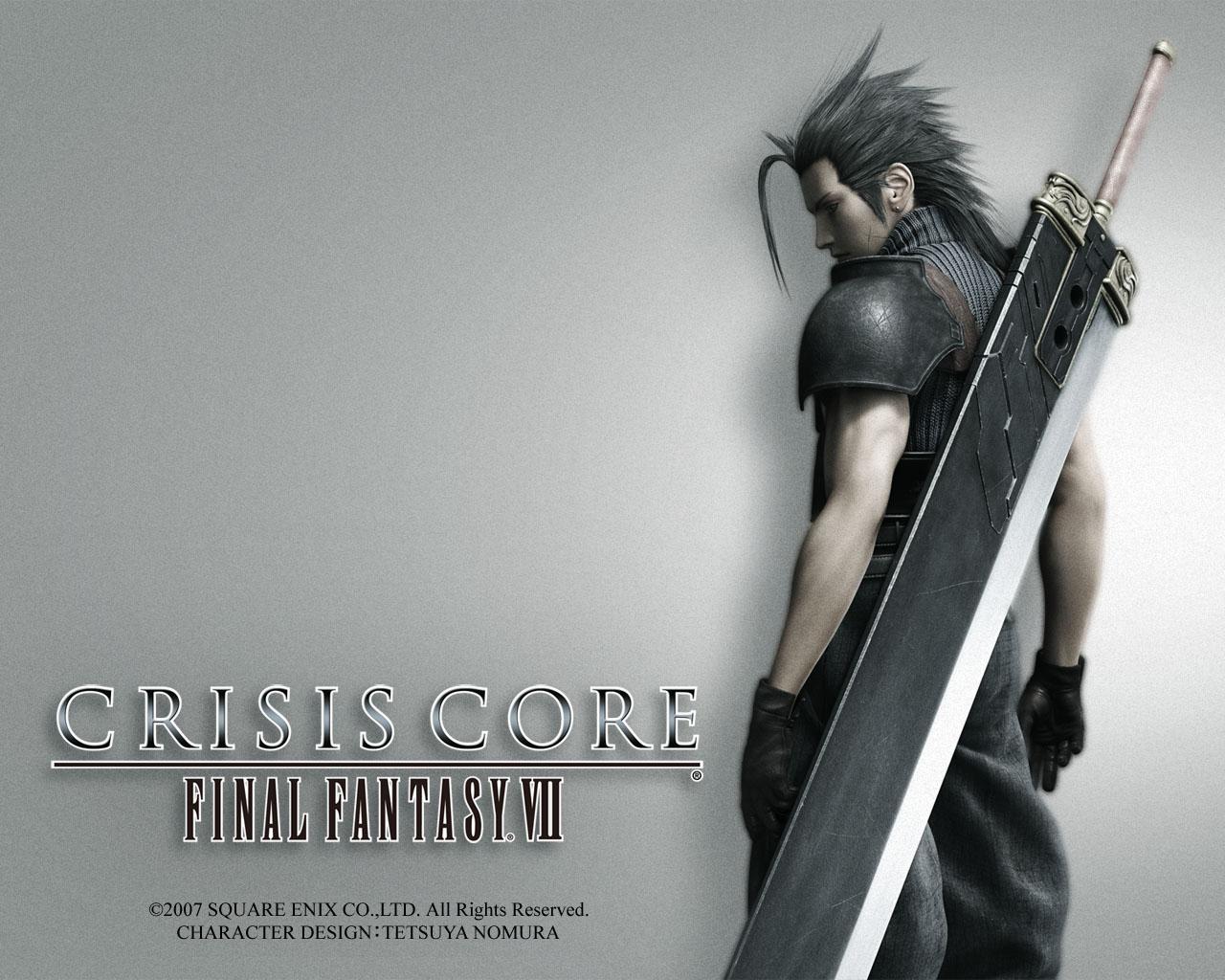 Corona Jumper: Game Review: Final Fantasy VII Crisis Core