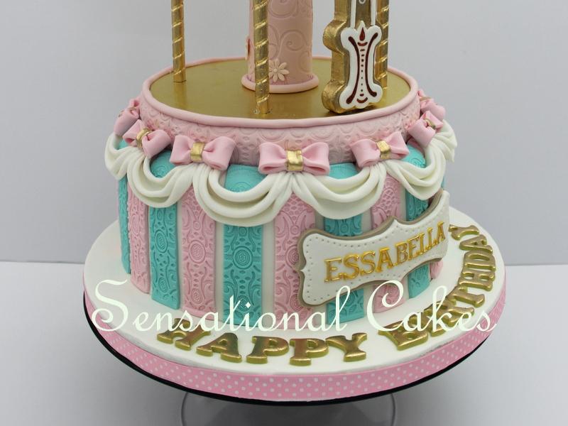 The Sensational Cakes January 2016