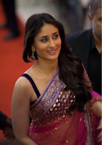 Kareena Kapoor In Saree