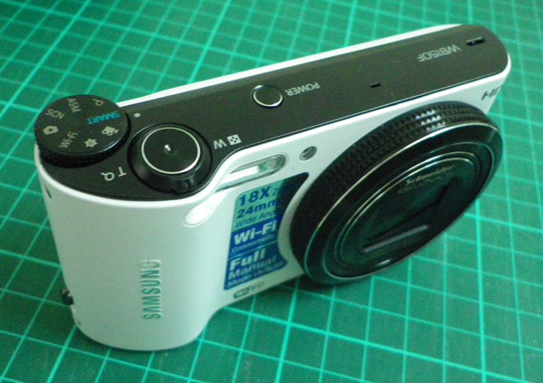 samsung smart camera wb150f