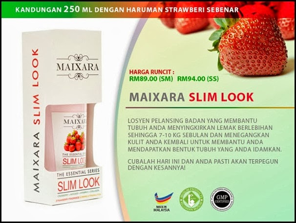 Maixara Slim Look