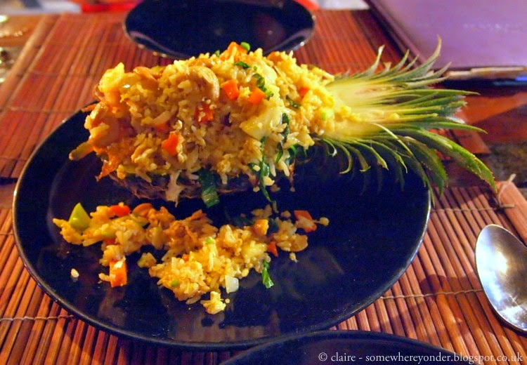 Pineapple fried rice - Thailand
