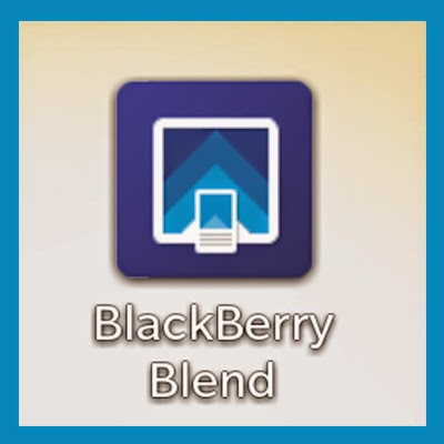 BlackBerry Blend Icon