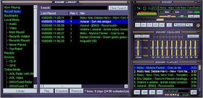 Winamp to shutdown in December