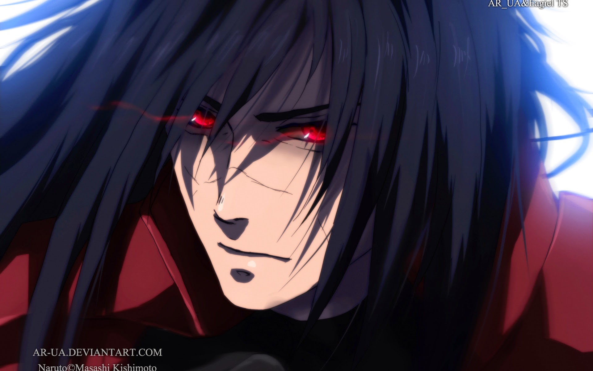 madara uchiha sharingan eyes hd wallpaper 1920x1200 72 Madara Uchiha Sharingan