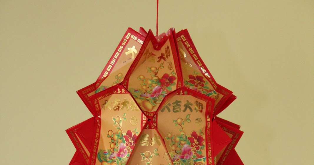 how to make simple chinese lanterns