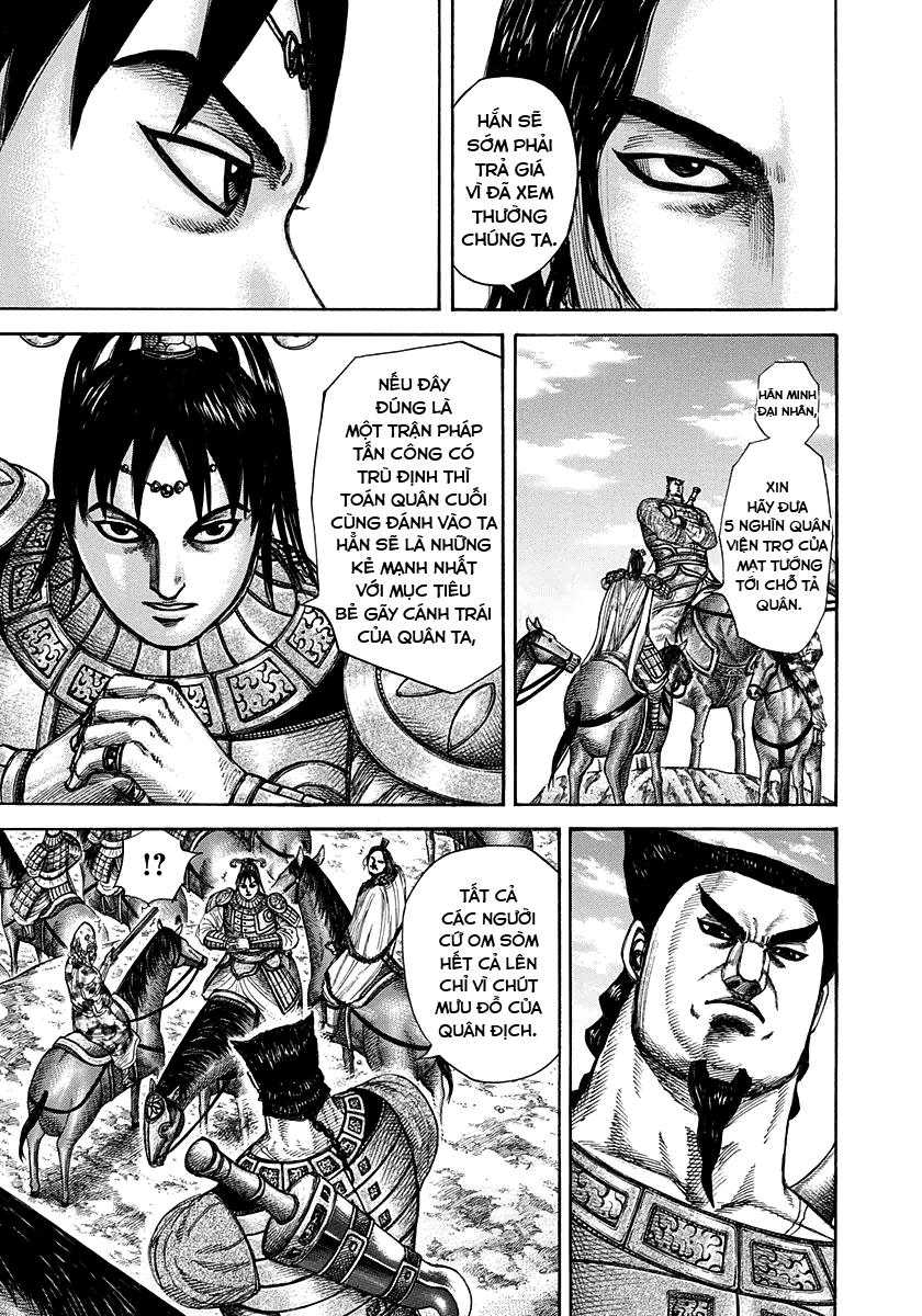 Kingdom – Vương Giả Thiên Hạ (Tổng Hợp) chap 296 page 9 - IZTruyenTranh.com