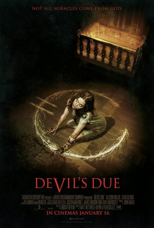 Devil's Due (El heredero del diablo) - Solo Full Películas