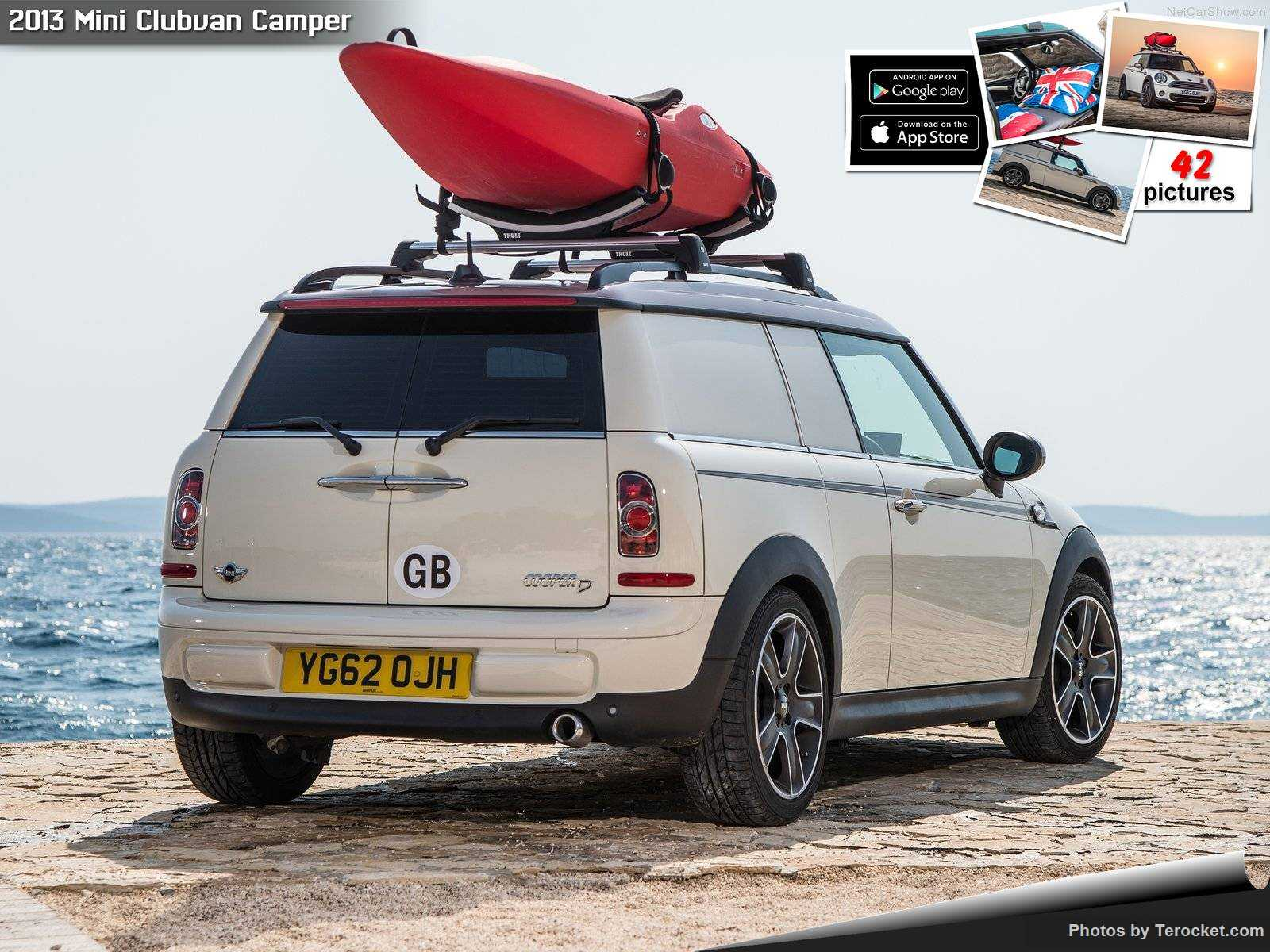 Hình ảnh xe ô tô Mini Clubvan Camper 2013 & nội ngoại thất