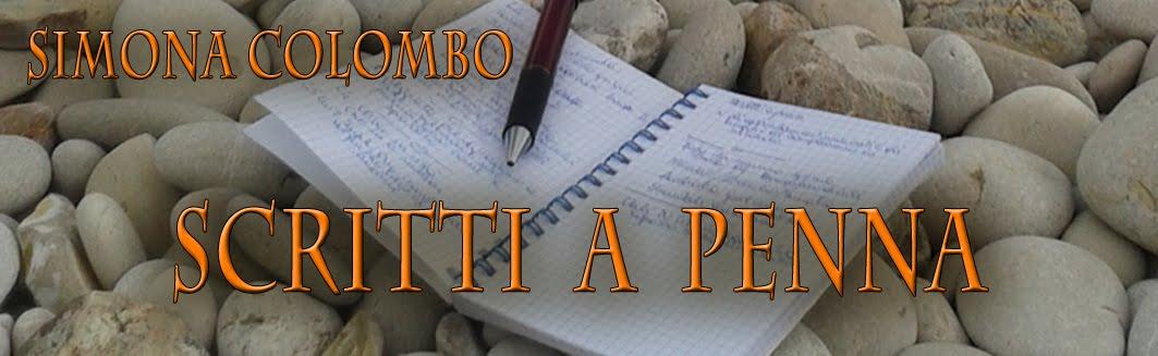 Scritti a penna