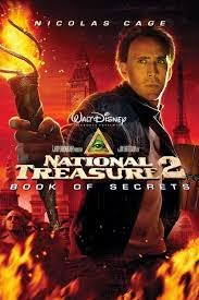 National Treasure Book of Secrets 2007