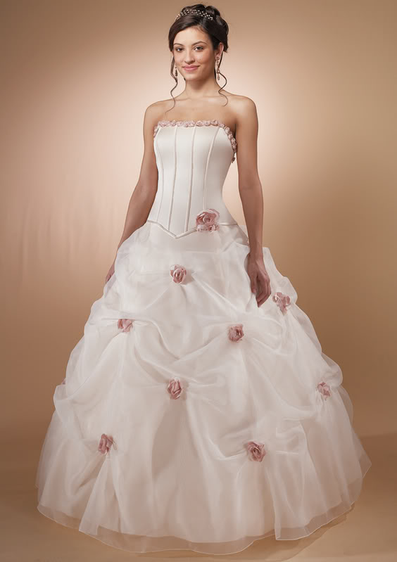 Beautiful wedding dresses bavarian wedding for Design wedding dress online