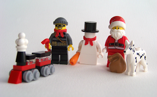 LEGO 60024 Santa