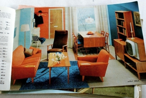 Oh So Lovely Vintage Ikea Back In The Day