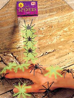 6 edderkopper