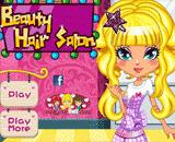 لعبة تنظيف و غسيل الشعر
