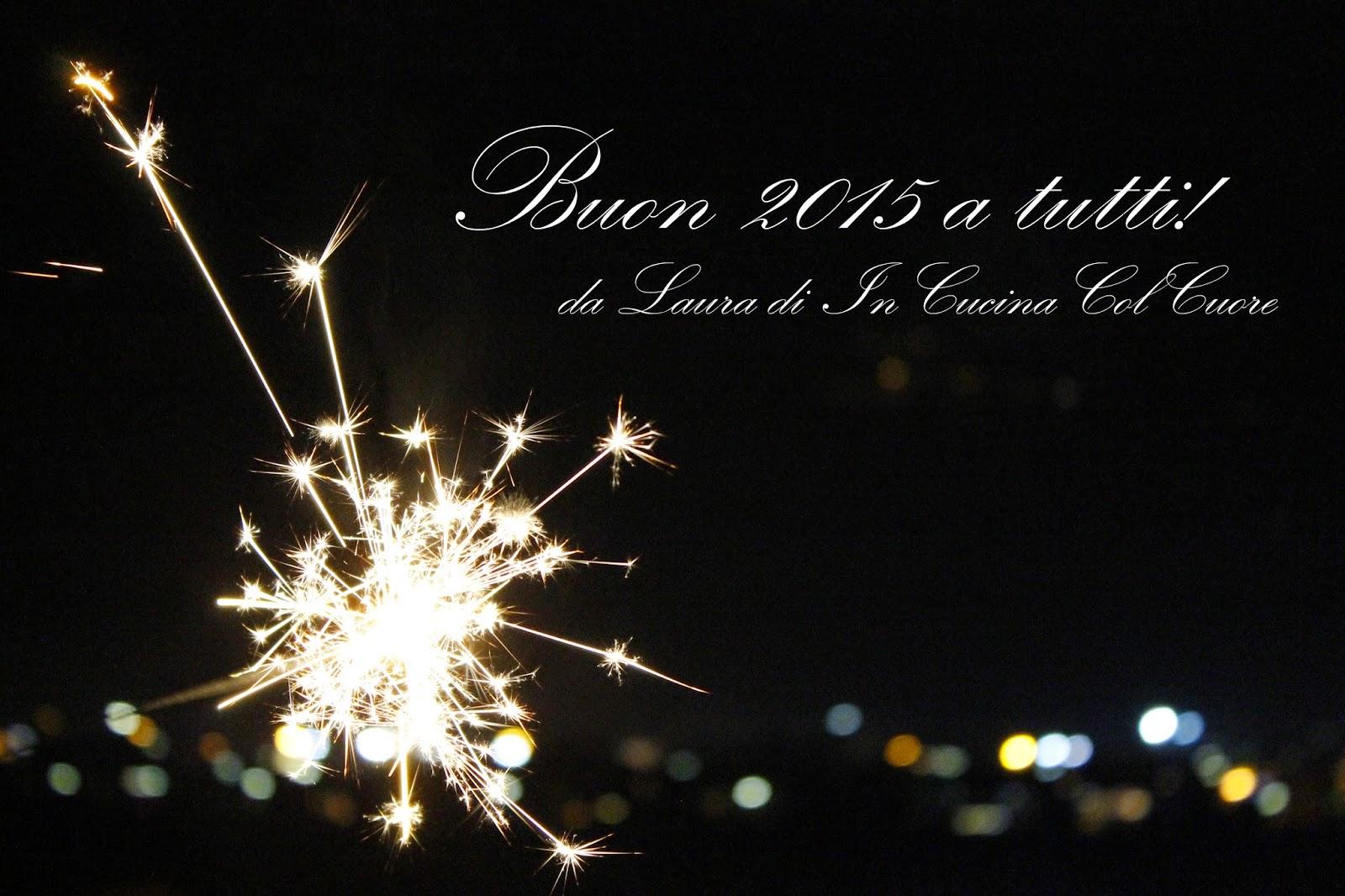 buon 2015 a tutti!