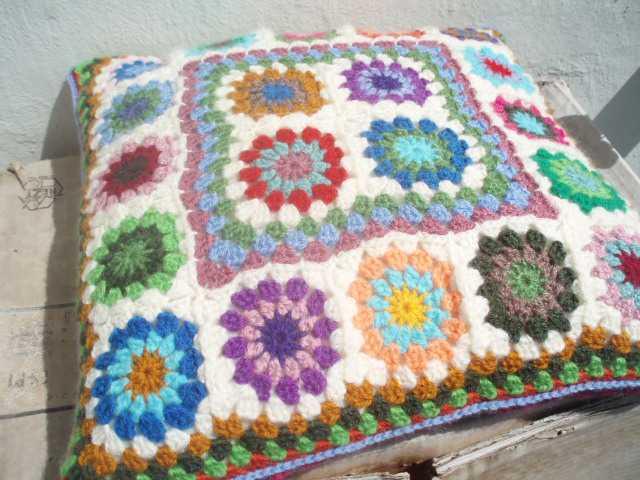 La ventana azul: 54.- Todas mis mantas a crochet ... - photo#9