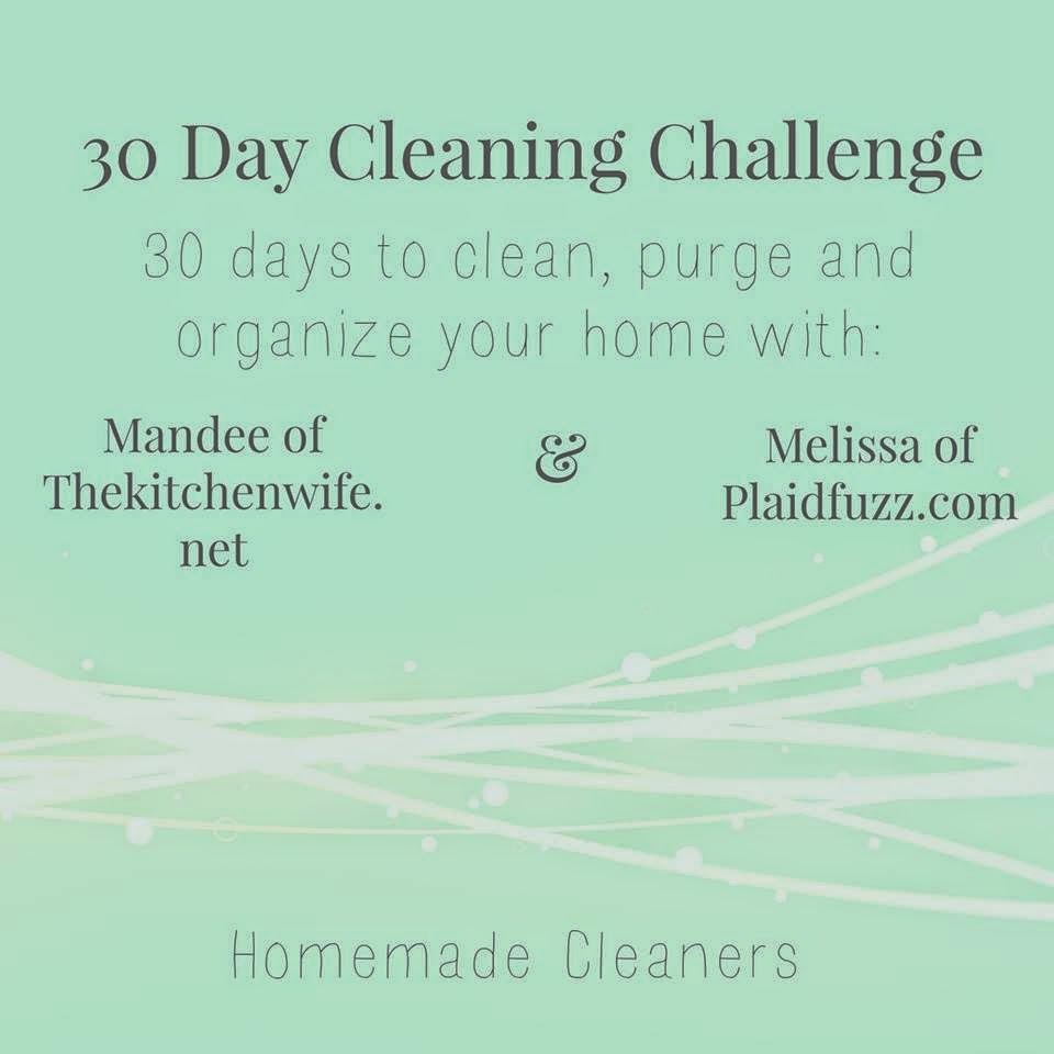 30-day Wife Encouragement Challenge 30 Day Cleaning Challenge And